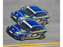 Kia Motors Returns to Daytona To Begin Sophomore Racing Season in the U.S.