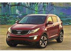 "2011 Kia Sportage Earns AutoPacific 2011 ""Vehicle Satisfaction Award"""