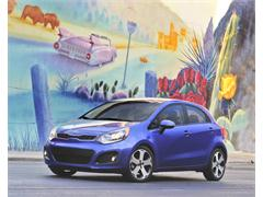 All-New 2012 Kia Rio 5 Door Brings a Different Kind of Horsepower to Texas