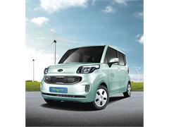 Kia Introduces Korea's First Production Electric Vehicle