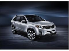Major Improvements for Upgraded Kia Sorento