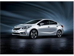 Kia Cerato (Forte) Sedan Becomes Longer, Lower and Wider