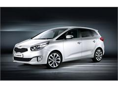 Paris Show World Premiere for All-New Kia Carens