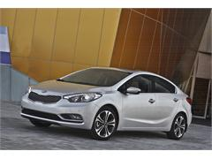 All-new third-generation Kia Cerato sedan revealed