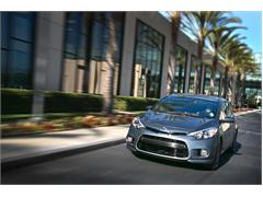 Kia Motors America Unveils All-New Forte (Cerato) 5-Door at 2013 Chicago Auto Show