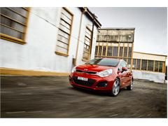 Kia Starts New Year with Confidence