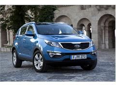 Euro flavour boosts Sportage numbers as Kia stays on target