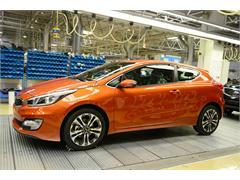 Kia Motors Slovakia records a successful first half of 2013