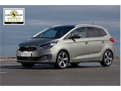 All-new Kia Carens wins Euro NCAP 5-Star safety rating