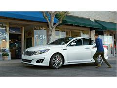 Redesigned 2014 Kia Optima Saves the Day with Technology and Trubocharged Performance in New Spanish-Language Advertising Campaign