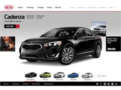 Kia Motors America Launches All-New Kia.com with Support From Digital Agency of Record Denuo