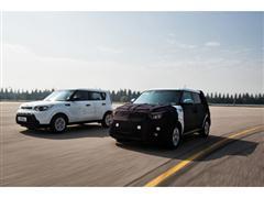 All-Electric Kia Soul Under Development for U.S. Market