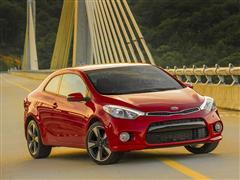 Kia Motors Global Sales Up 2.6% in January
