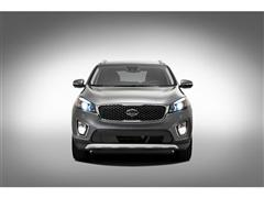 Third generation Kia Sorento set for overseas premiere