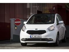 Enhanced Kia Venga to be revealed at Paris Show