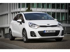 Enhanced Kia Rio set for Paris Show world premiere