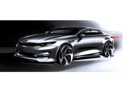 New York world premiere for next-generation Kia Optima