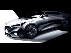 Kia Motors previews next-generation Cadenza