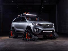 Kia Brings Four Hand-Built Concepts to SEMA to Give a Glimpse into the Future of 'The Autonomous Life'