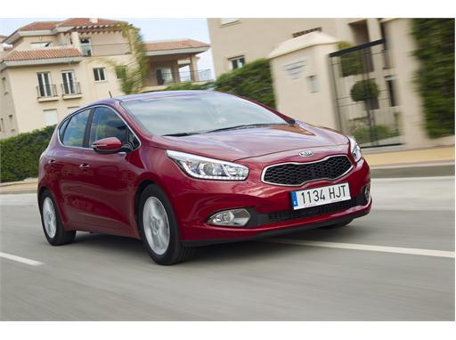 All-new Kia cee'd