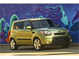 Kia Soul Recognized by Texas Auto Writers Association as 'Best Value'
