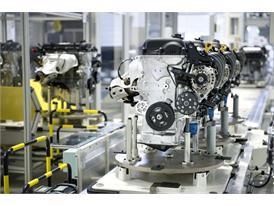Kia's Slovakia production facility