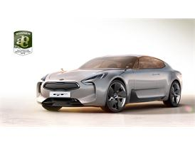 Kia GT Concept Car - ABC Award 2012 Winner