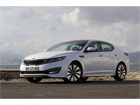 Kia Optima (European spec)
