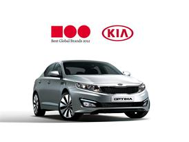 Kia Motors enters the ranks of the 'Top 100 Best Global Brands'