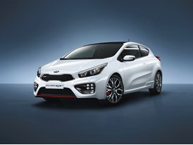 Kia pro_ceed GT frontview
