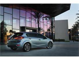 2014 Kia Cerato (Forte) 5-door