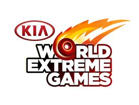 Kia World Extreme Games Logo