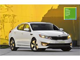 Kia Motors Best Global Green Brands 2013