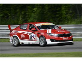 Kia Racing returns to American soil at Mid-Ohio following top-five finish at Toronto