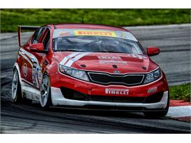 Kia Racing Chases Championship in Round 13 at Sonoma Raceway