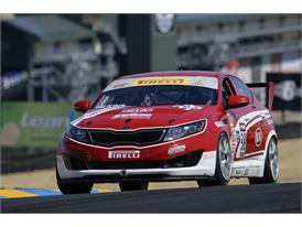 Kia Racing in hot pursuit of Pirelli World Challenge Championship in Houston