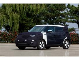 All-Electric Kia Soul 1