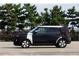 All-Electric Kia Soul 3