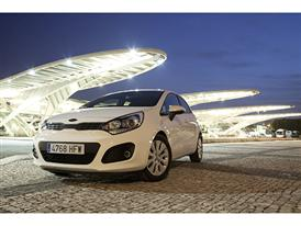 Kia Rio Top Global Seller in 2013