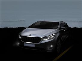 All-new Kia MPV