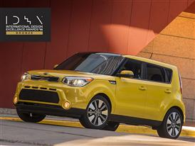Kia Soul IDEA Bronze Award