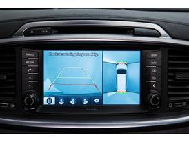 3rd Generation Kia Sorento Europe Spec (Around View Monitor)