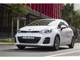 Enhanced Kia Rio - Exterior 9