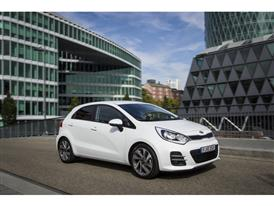 Enhanced Kia Rio - Exterior 10