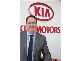 Kia Motors Australia Chief Operating Officer Damien Meredith 1