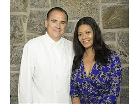 Jean-Georges and Marja