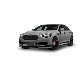 Kia at 2014 SEMA - High-Performance K900