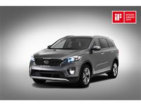 Kia Soernto iF Design Award 2015 1