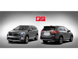 Kia Soernto iF Design Award 2015 4