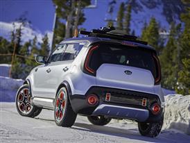 Kia Trail'ster Concept 2